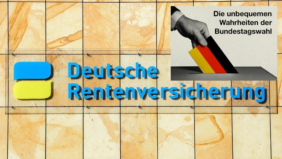 Bundestagswahl 2021: Nach der Wahl wird das Renteneintrittsalter angehoben