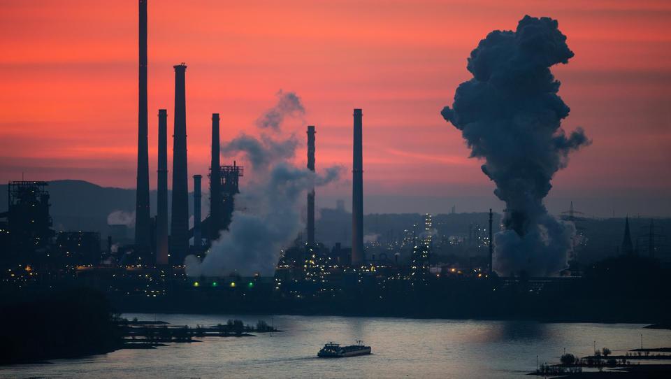 Preise im Co2-Emissionshandel steigen kräftig – Europas Industrie warnt vor Verlust ihrer Wettbewerbsfähigkeit