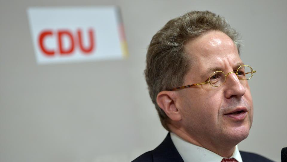 CDU nominiert Maaßen für Bundestag: SPD-Mann nennt ihn