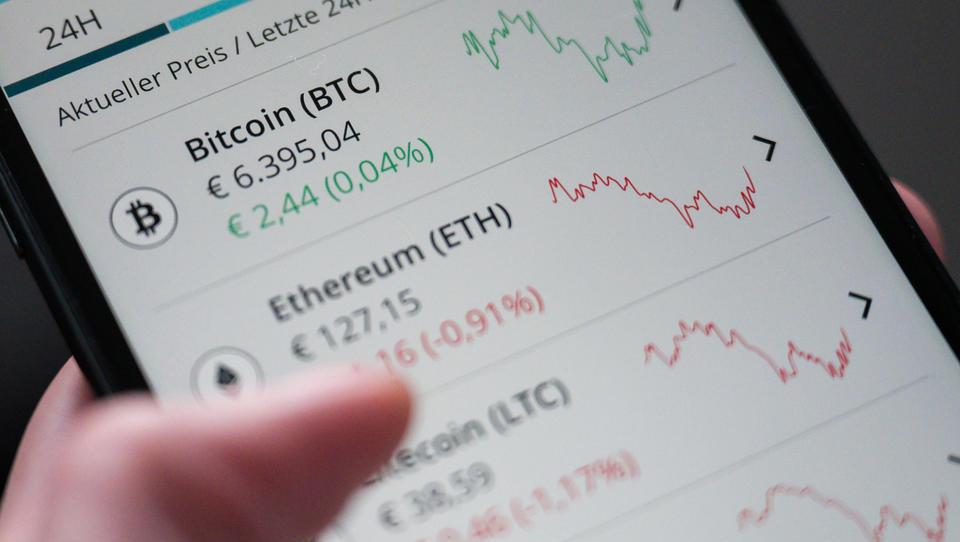 Das sind die wichtigsten Kryptowährungen der Welt