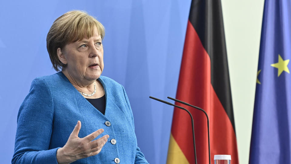Merkel lehnt Freigabe von Impfstoff-Patenten durch Pharmakonzerne ab