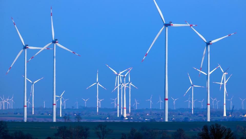 Baerbock will mindestens 2 Prozent der Fläche Deutschlands mit Windkraftanlagen bestücken