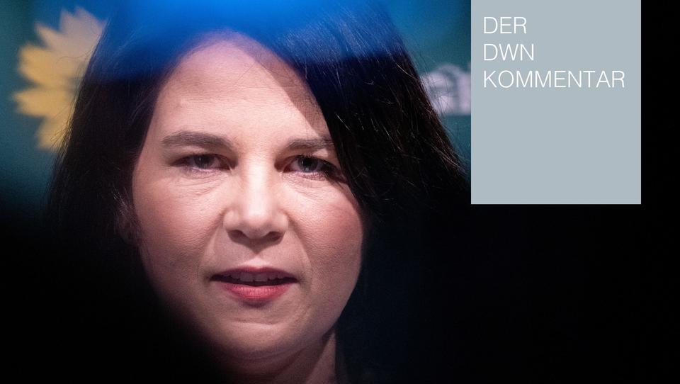 """Annalena Baerbock und der Lobbyismus: Wenn das Wörtchen """"so"""" nicht wär"""