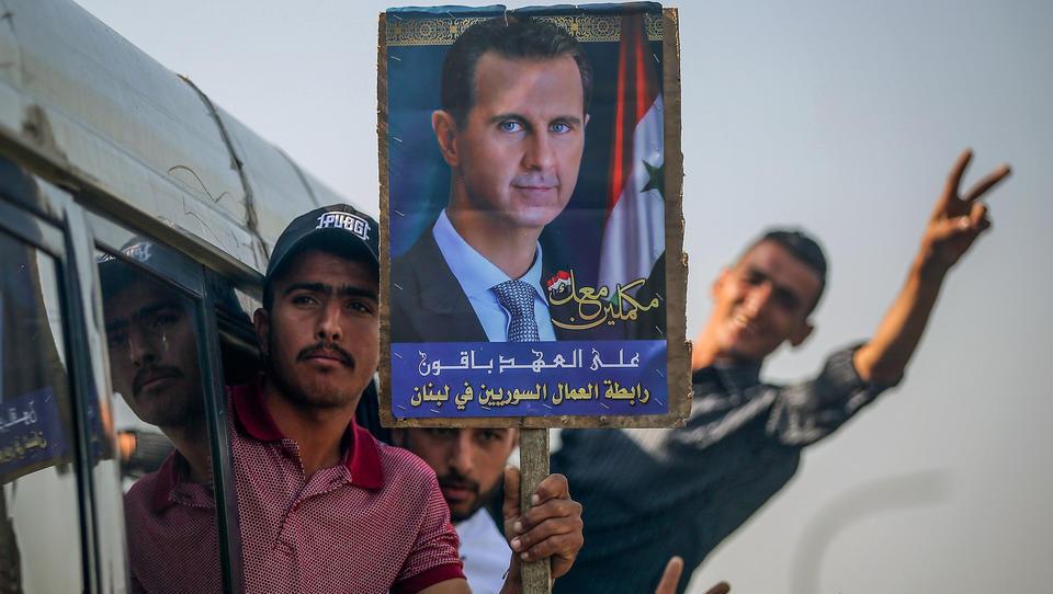 US-Regierung warnt arabische Staaten vor Annäherung an Syrien