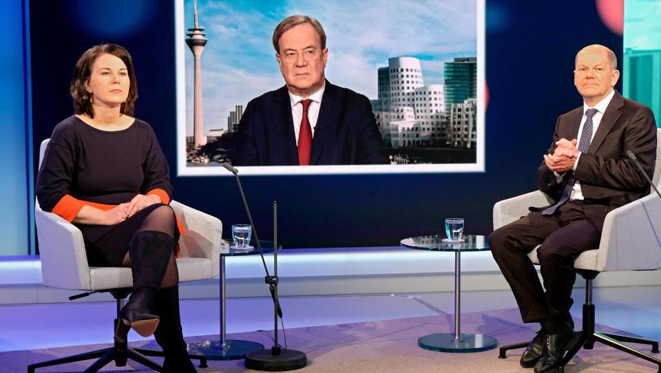 Forsa-Umfrage: Union verharrt bei 30 Prozent, Grüne weiter unter 20