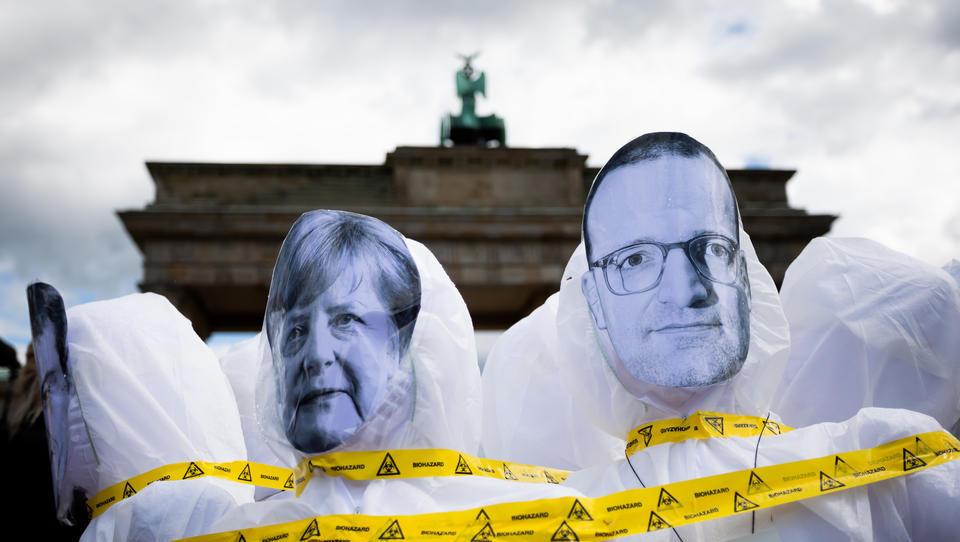 """Bis zur Bundestagswahl? Bundesregierung will """"epidemische Notlage"""" über den 30. Juni hinaus verlängern"""