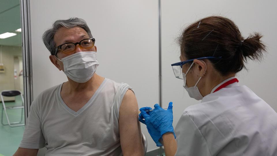 Schock in Asien: Japan entdeckt Kontamination bei Moderna-Impfdosen