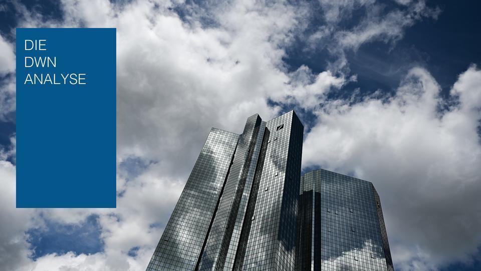 Deutsche Bank warnt: Inflation droht zu explodieren, Weltwirtschaften sitzen auf einer Zeitbombe