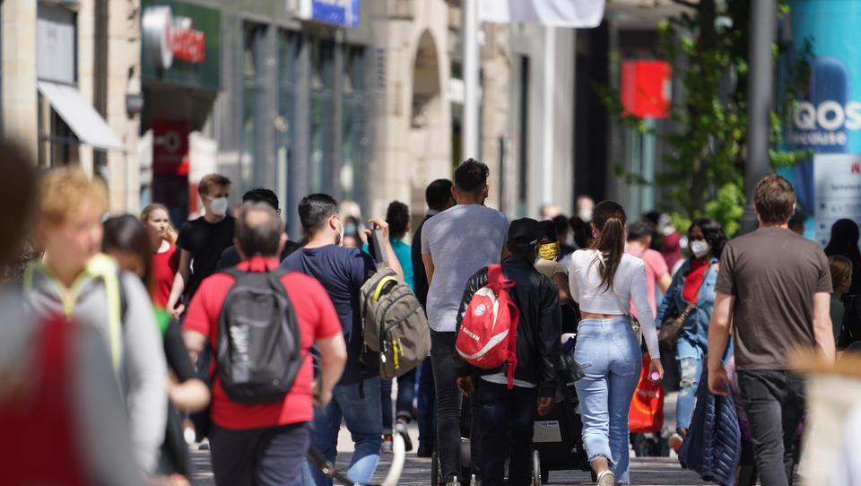 Weniger Umsatz: Bundesnotbremse verdirbt Einzelhandel das Geschäft