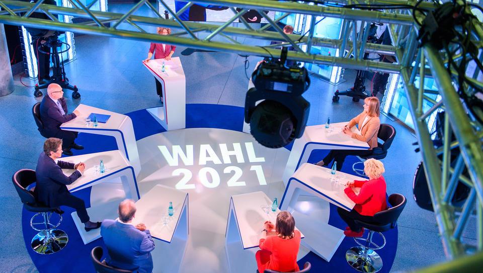 Landtagswahl in Sachsen-Anhalt: Die AfD steht laut Umfragen vor einem großen Durchbruch