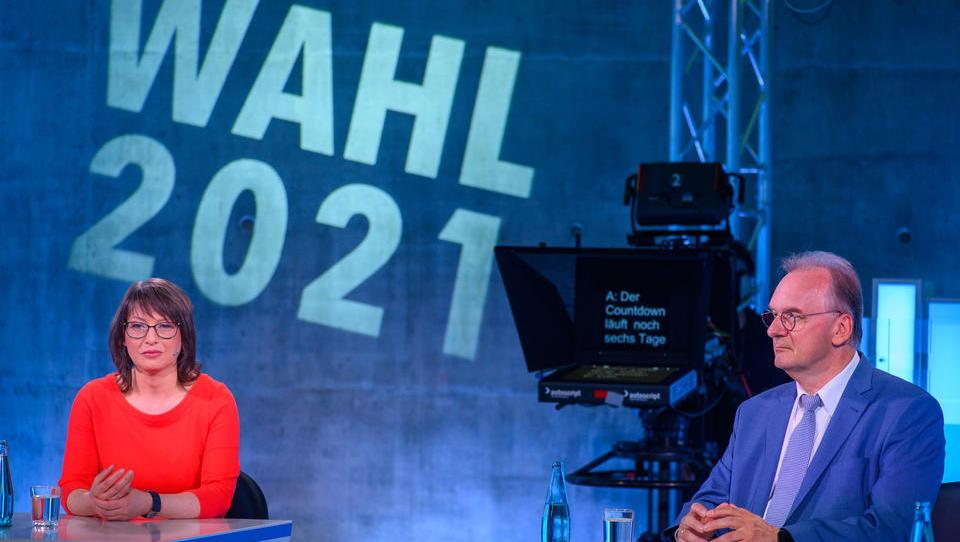 Widersprüchliche Ergebnisse bei Umfragen zur Landtagswahl in Sachsen-Anhalt
