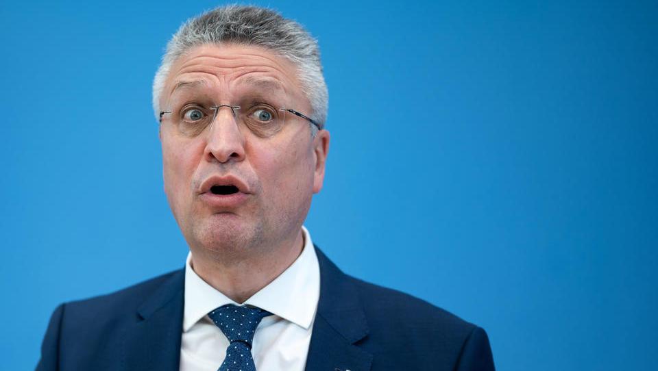 Geheimpapier enthüllt: Der Tierarzt Lothar Wieler will tatsächlich noch einen Lockdown