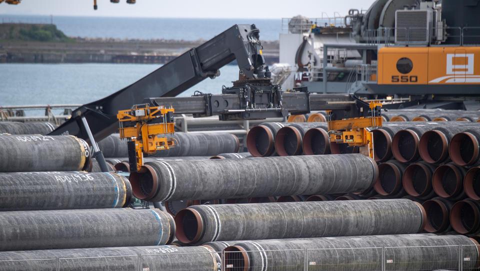 Deutschland und USA verhandeln mit Ukraine wegen Nord Stream 2 über Hilfen