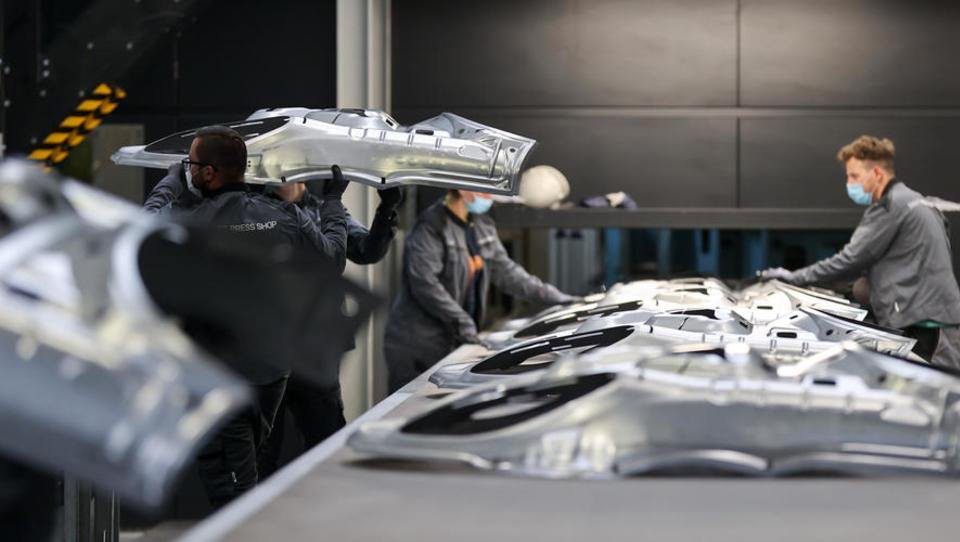 Deutsche Industrie verzeichnet Auftragsminus im April