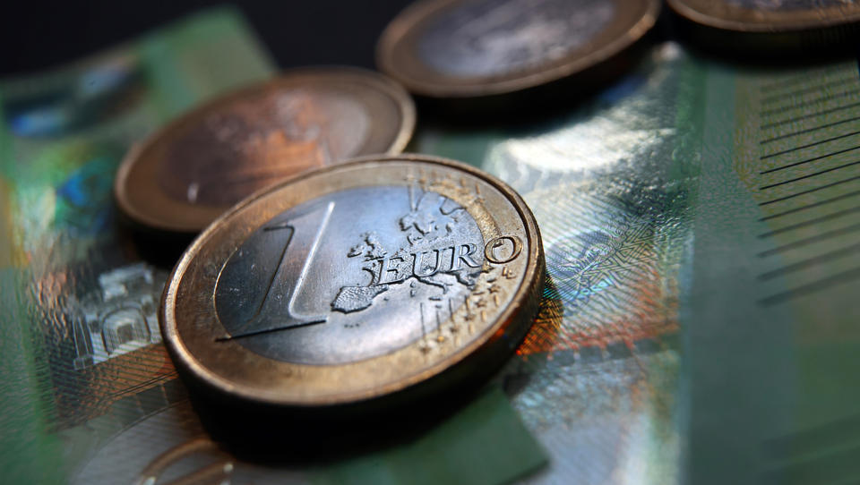 40 Prozent des Bargelds in Deutschland wird gehortet