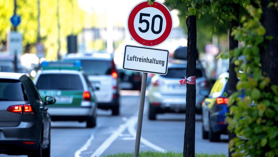 EuGH verurteilt Deutschland wegen zu schmutziger Luft in Städten – Konsequenzen für Dieselfahrer drohen