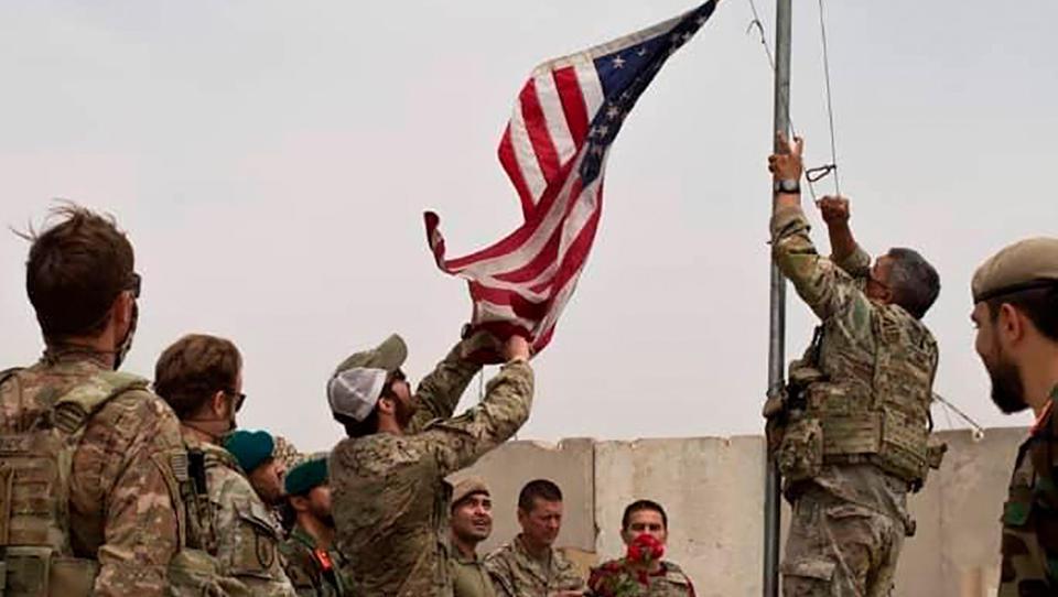 Neues Vietnam-Desaster? Amerikaner verlassen endgültig Afghanistan