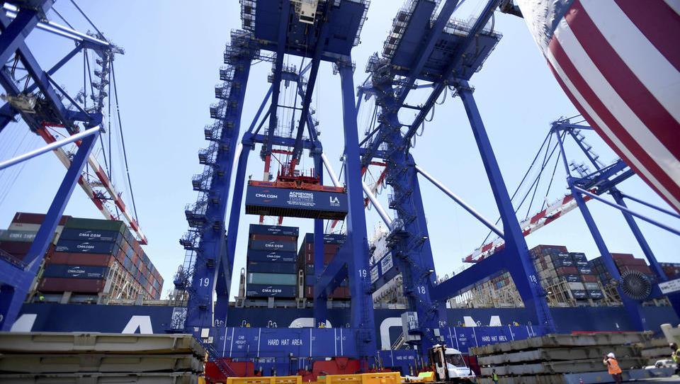 Reederei Maersk: Aktuelle Hafen-Krise größere Störung des Welthandels als Suez-Unfall