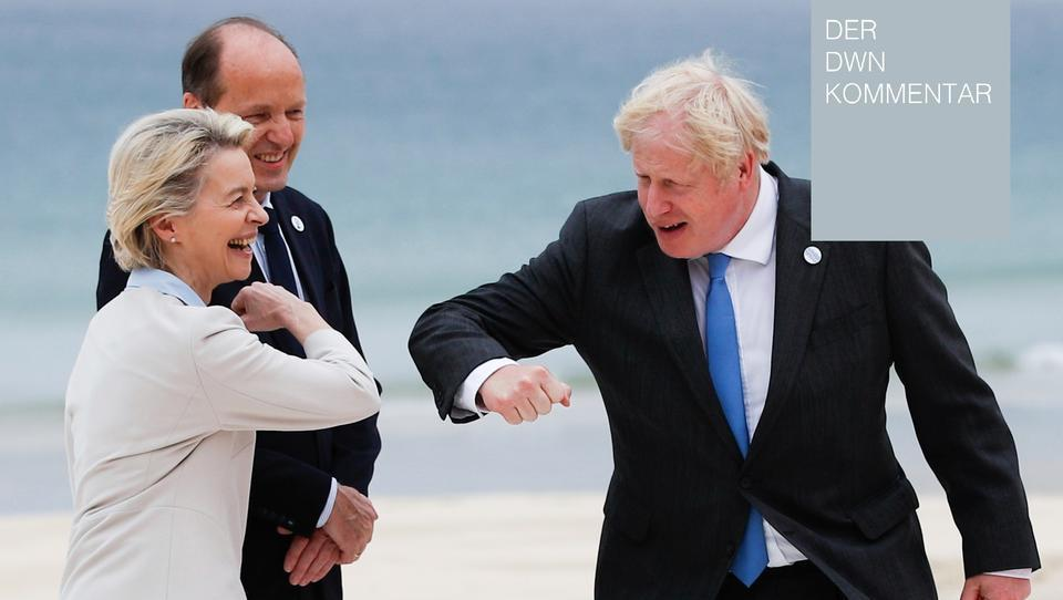 EU fordert von Großbritannien 47,5 Milliarden Euro für Brexit, doch die Briten werden garantiert nicht zahlen