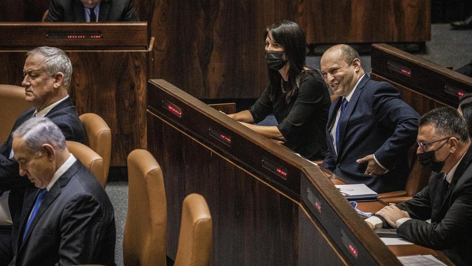 Netanjahu gestürzt: Ultrarechter Bennett wird neuer Ministerpräsident