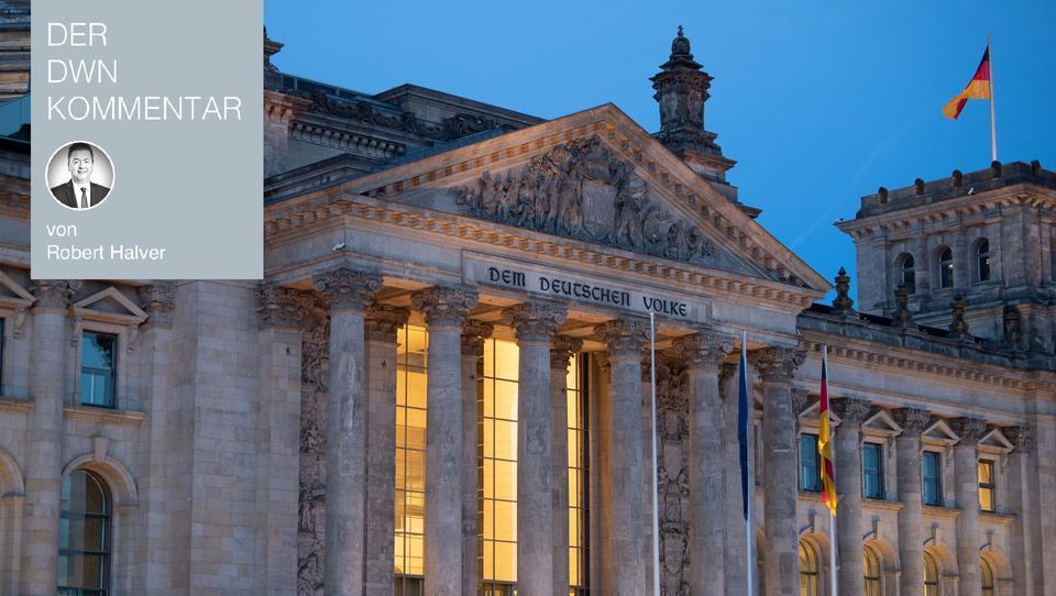 Nach der Bundestagswahl werden Jahrhundert-Reformen benötigt
