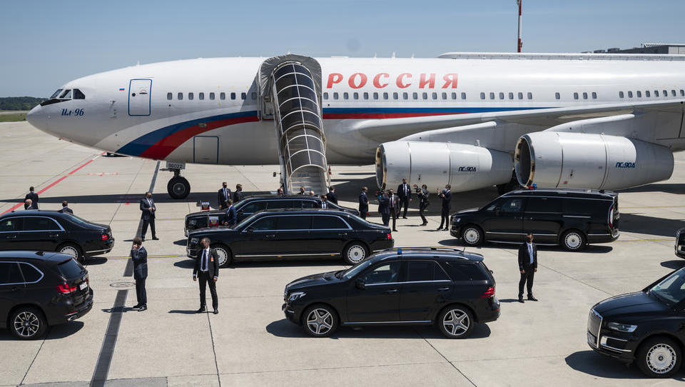 """Russland baut zwei """"Doomsday Jets"""" für Regierung und Militärspitze"""