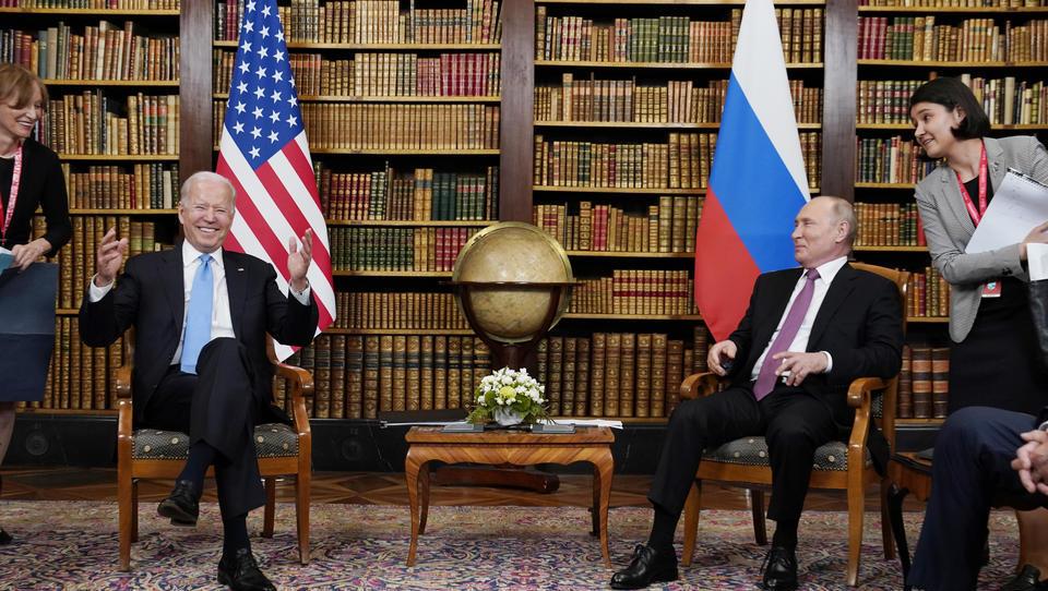 Biden hat es geschafft: Die Einheitsfront gegen China steht - jetzt fehlt nur noch Russland