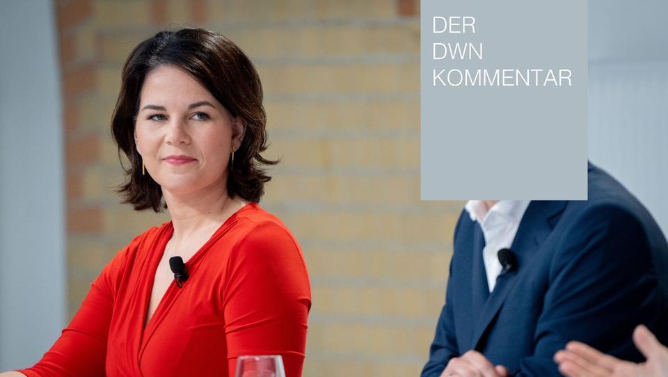 Geheimtipp an die Grünen: Baerbock muss verstehen, dass sie nicht Jens Spahn ist