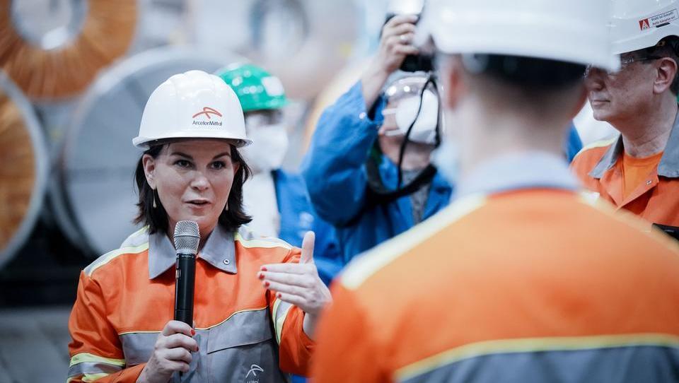 Maschinenbau-Präsident wünscht starke Grüne in nächster Bundesregierung