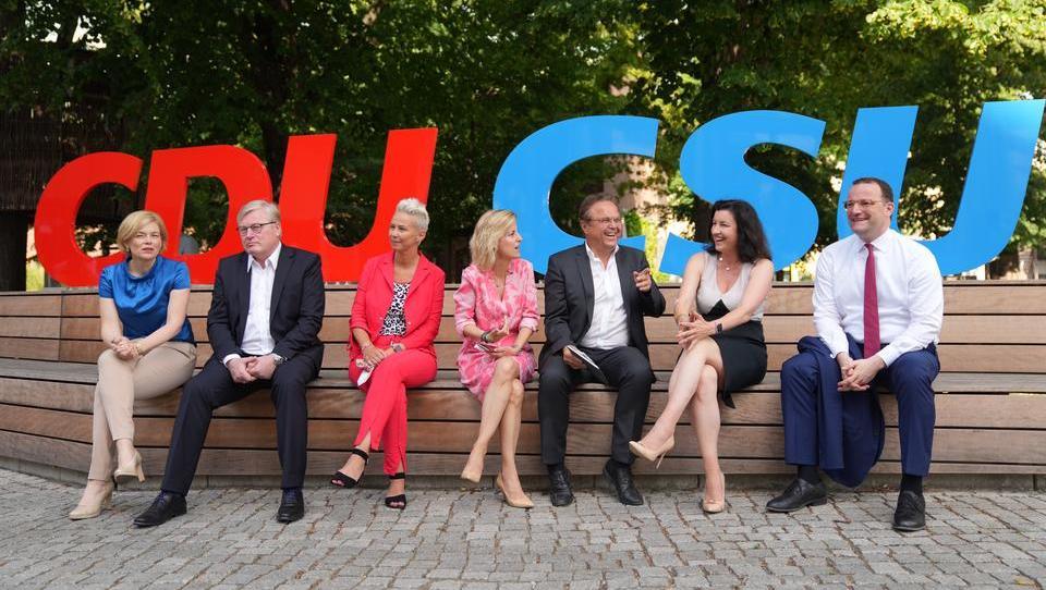 DWN-SERIE PARTEIENPROGRAMME: CDU und CSU sind gegen eine europäische Schuldenunion