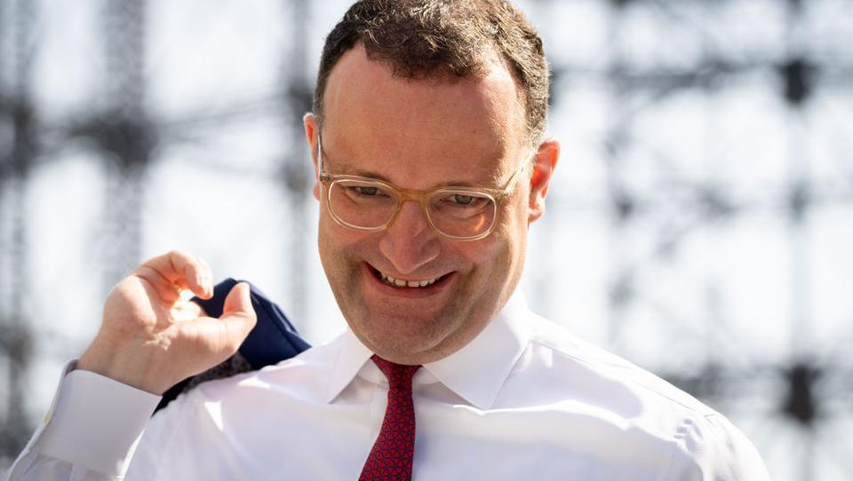 Bericht: Spahn bekommt nach der Bundestagswahl einen mächtigen Posten
