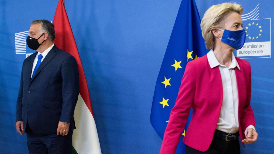 Orbán droht mit Veto gegen umstrittenen Green New Deal der EU