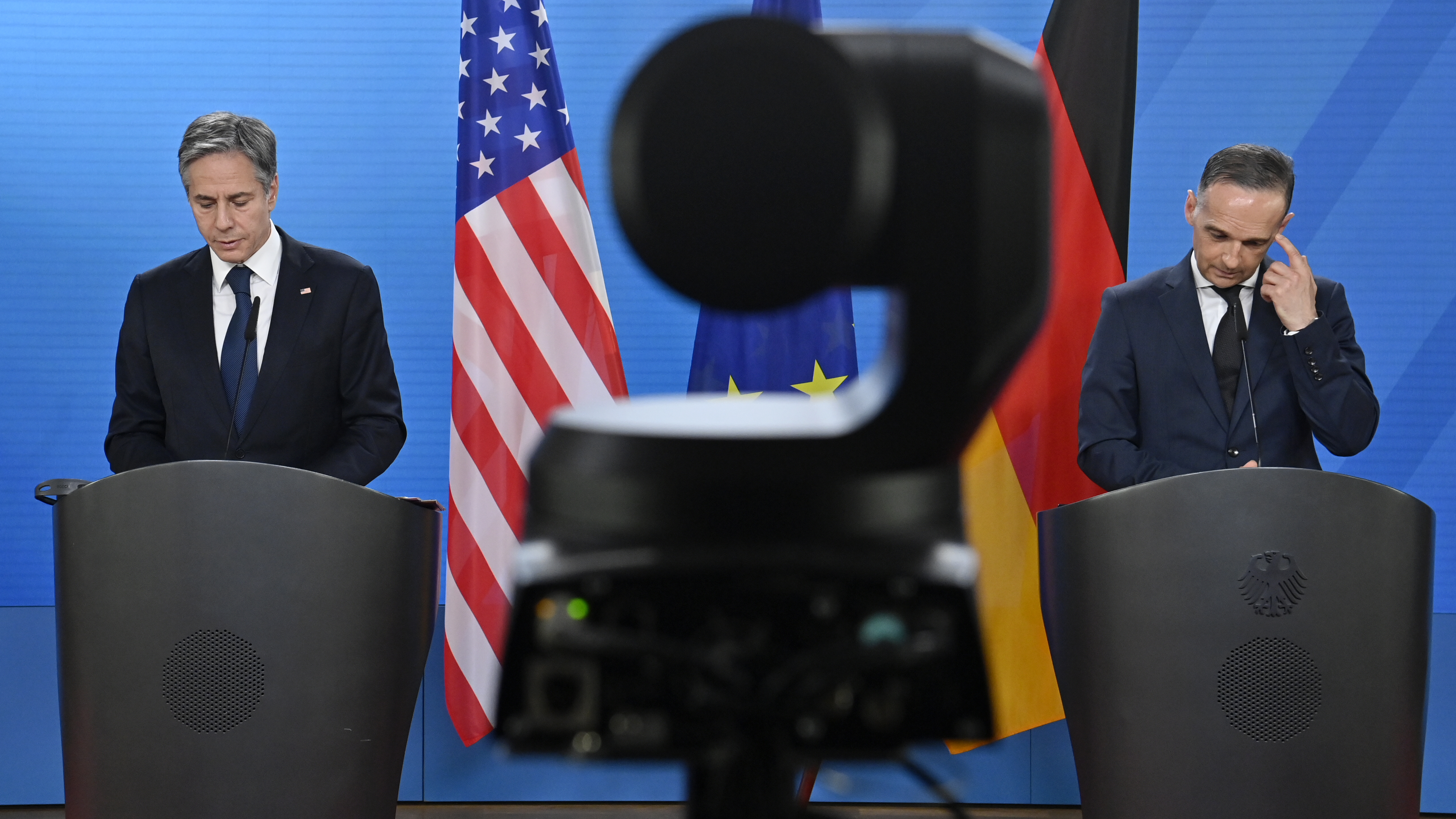 Deutschland baut seine Rolle in Libyen nach Absprache mit den USA aus