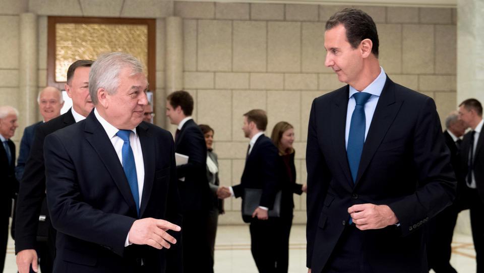Bewegung in Nahost: Syrien, Libanon und Jordanien rücken enger zusammen
