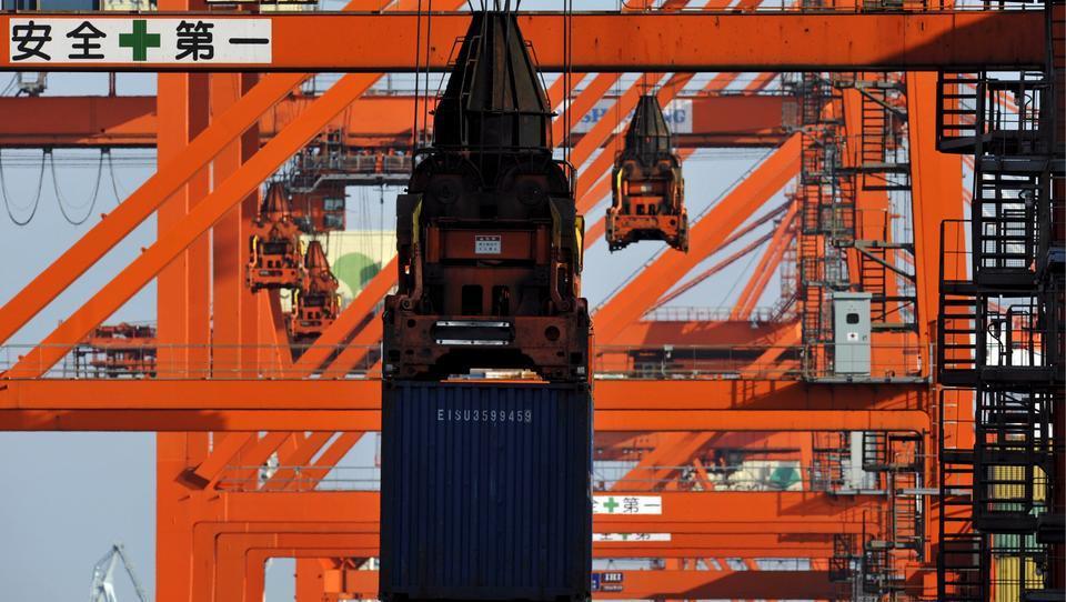 Japans chronische Exportschwäche ist ein schlechtes Zeichen für den Welthandel