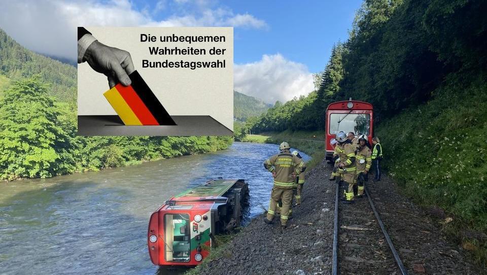 Bundestagswahl 2021: Die Deutsche Bahn ist nicht mehr zu retten