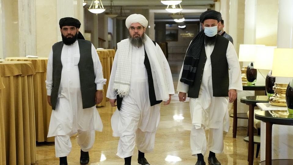 """Taliban bezeichnen China als """"Freund"""", führen positive Gespräche mit Russland und verurteilen die Türkei"""