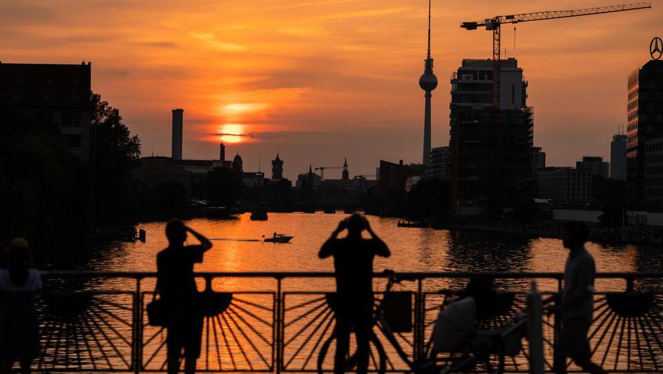 Studie: Viele Deutsche wollen die Großstädte verlassen
