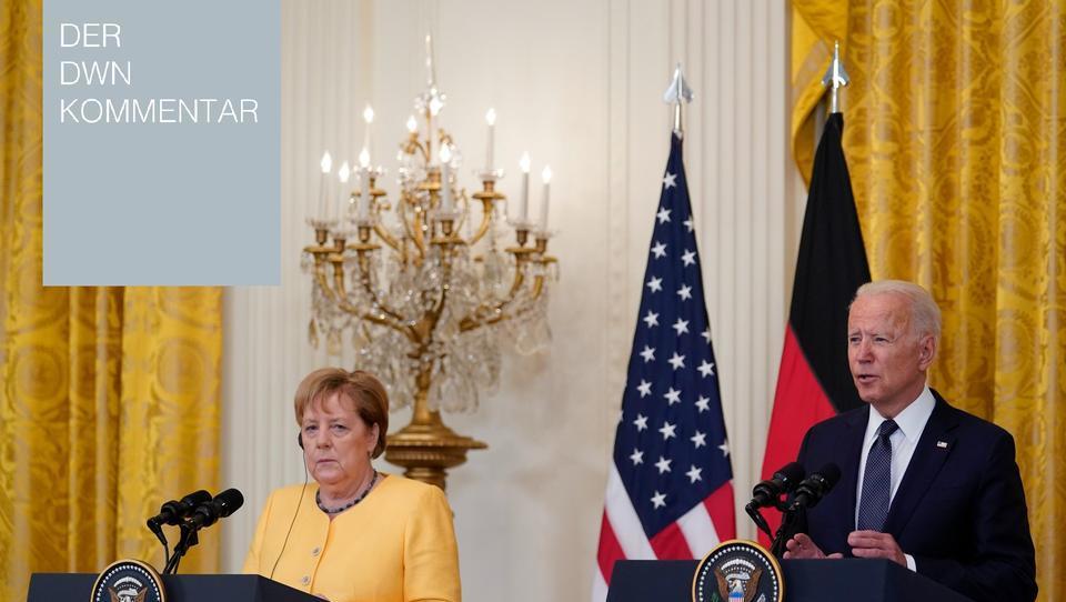 Ruhe vor den Bundestagswahlen? Zur angeblich bevorstehenden Einigung bei Nord Stream 2