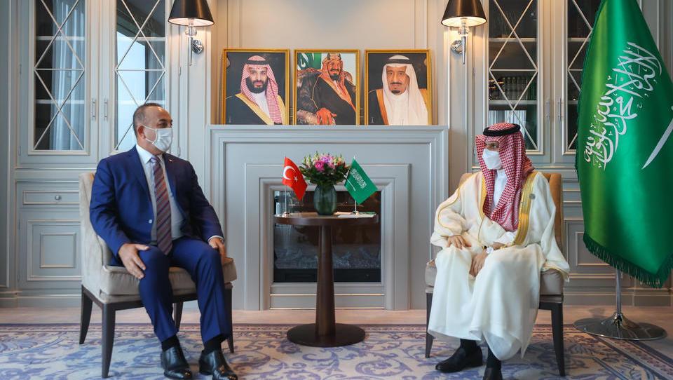 Naher Osten: Die Staaten nähern sich einander an - sogar Iran, Türkei und Saudi-Arabien suchen Frieden