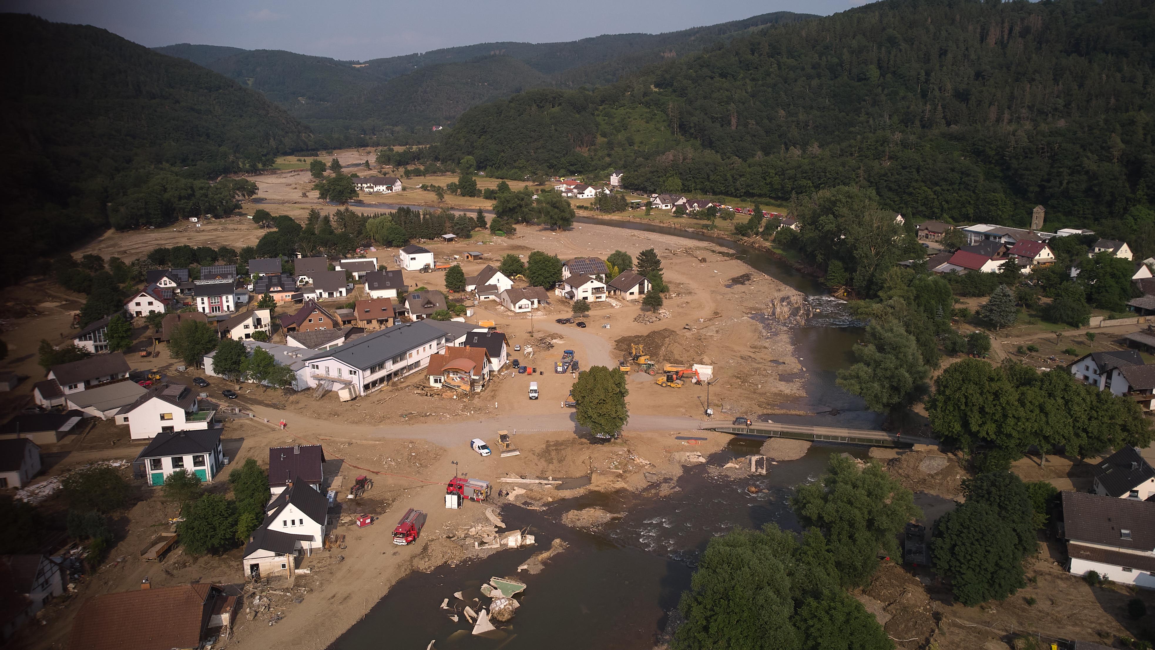 Staatsanwaltschaft prüft nach Flutkatastrophe Ermittlungsverfahren