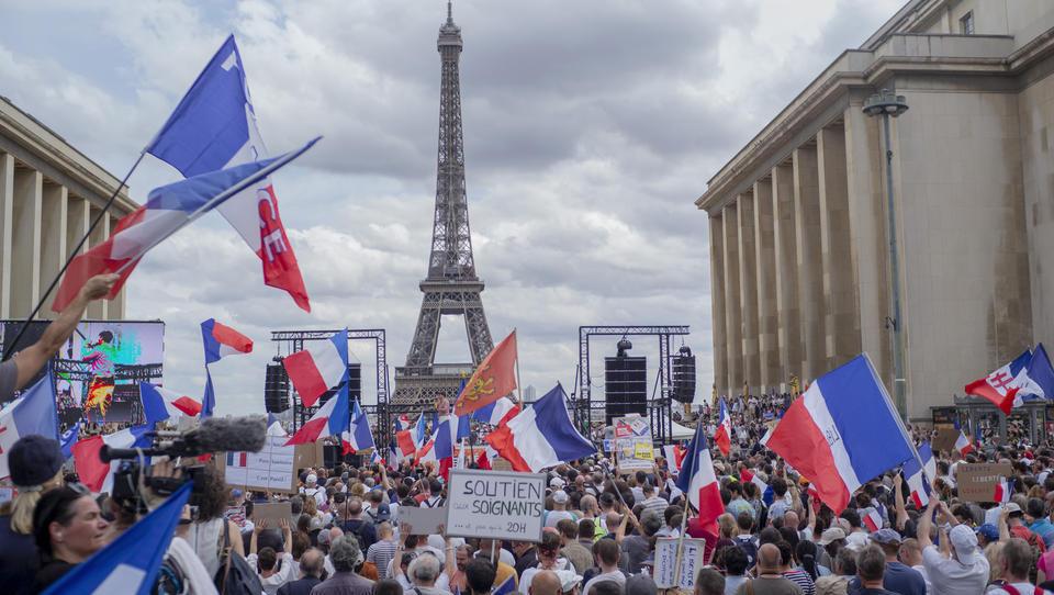 Hunderttausende demonstrieren weltweit gegen Diskriminierung ungeimpfter Bürger