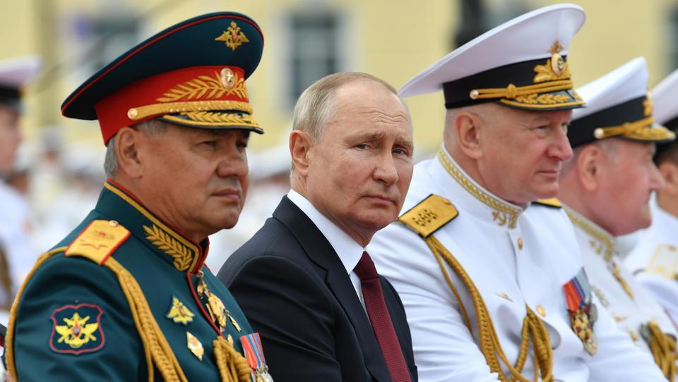 """Hochverrat"": Putin lässt führenden Hyperschall-Forscher Russlands verhaften"
