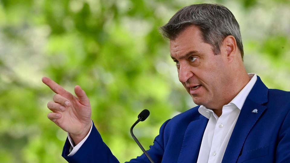 Söder legt im Streit mit SPD nach – Politologe: Wahlausgang offen