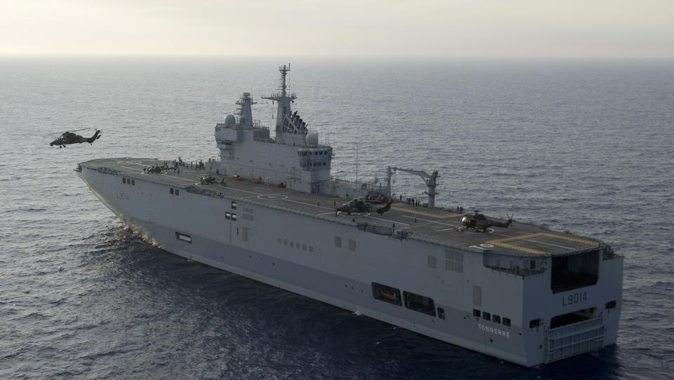 Hat die Eindämmung von China schon begonnen? Frankreich entsendet Kriegsschiffe ins Südchinesische Meer