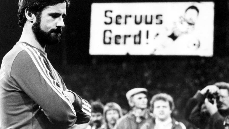 Gerd Müller gestorben: Im Strafraum fand Deutschlands größter Stürmer Geborgenheit