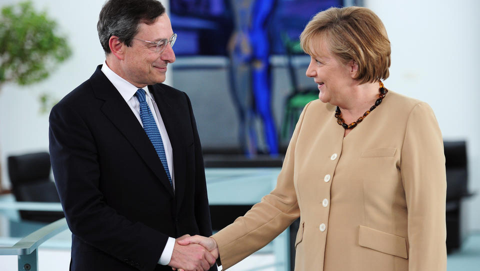 EZB hat mit Negativzinsen Deutschlands Haushalt saniert