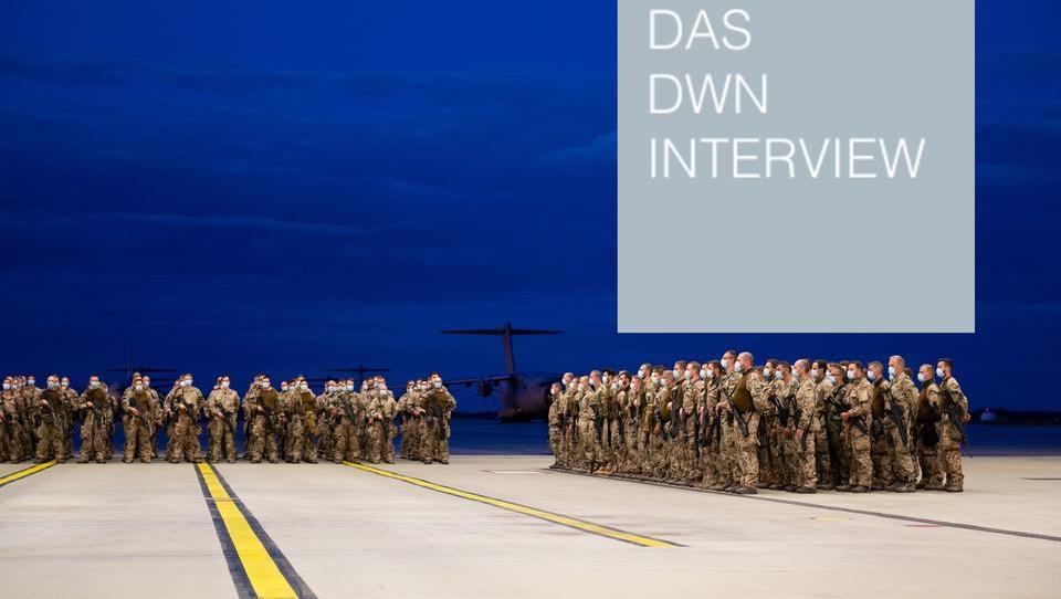 DWN-SPEZIAL - Deutscher Truppenkommandant: So war es wirklich in Afghanistan