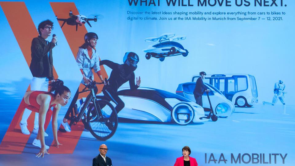 Riskantes Experiment IAA: Eine Automesse, die keine mehr sein will