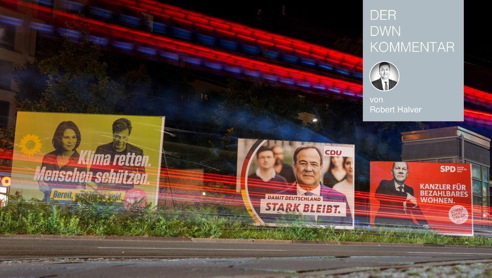 Sozialismus oder soziale Marktwirtschaft? Die Bundestagswahl ist eine Richtungswahl